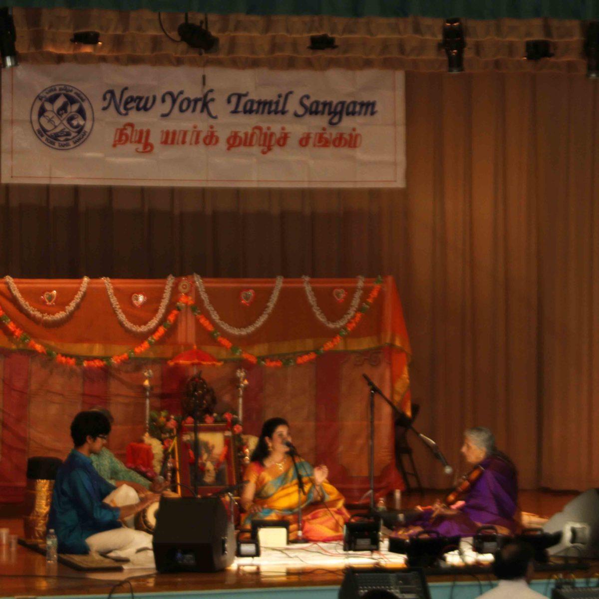 Chitirai Thirunal Classical Musical Concert by Shobana