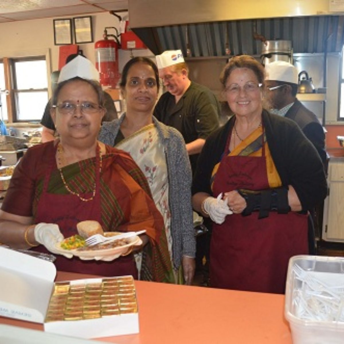 Feed the Needy at Lutheran Church, Staten Island