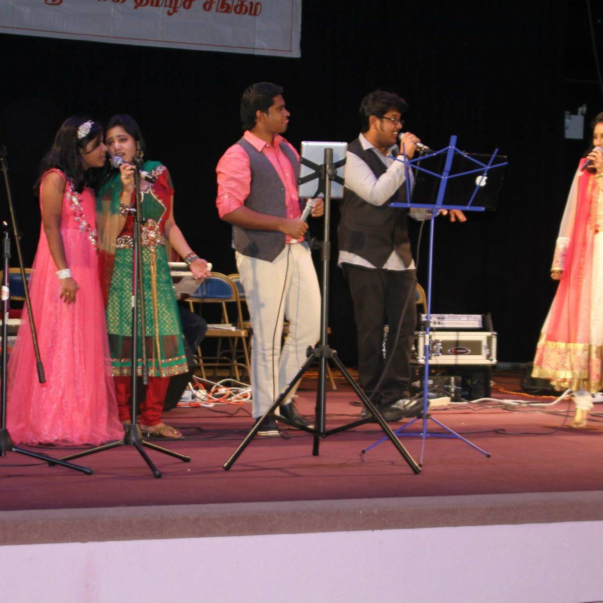 Super Singer Concert